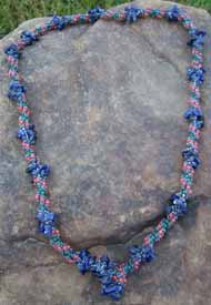 Lapis Necklace by Jane Kimmel